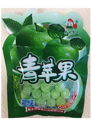 青苹果糖50g