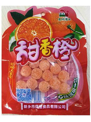 甜香橙糖50g