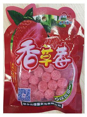 香草莓糖50g