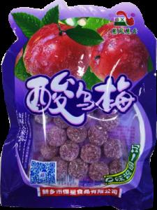 酸乌梅糖50g
