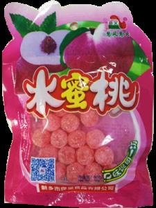 水蜜桃糖50g